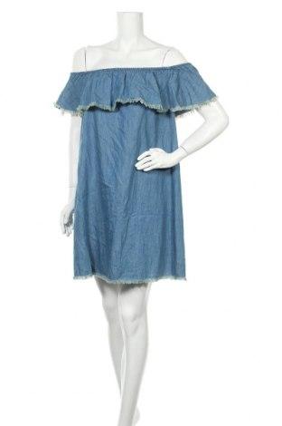 Φόρεμα Mossimo, Μέγεθος M, Χρώμα Μπλέ, Βαμβάκι, Τιμή 14,81€