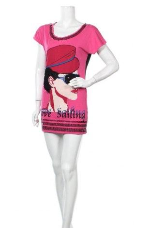 Φόρεμα Motivi, Μέγεθος M, Χρώμα Ρόζ , Τιμή 8,05€