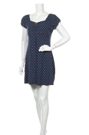 Φόρεμα Multiblu, Μέγεθος XL, Χρώμα Μπλέ, 95% βισκόζη, 5% ελαστάνη, Τιμή 14,91€