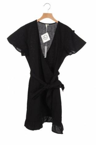 Φόρεμα Nly Trend, Μέγεθος XS, Χρώμα Μαύρο, Βαμβάκι, Τιμή 18,25€