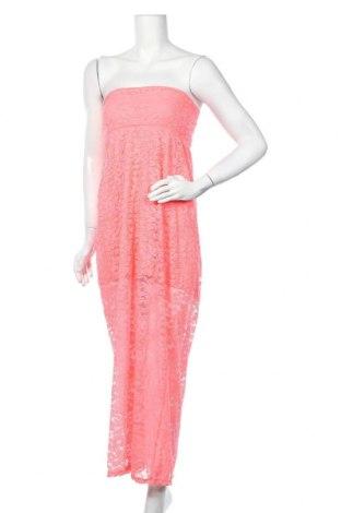 Φόρεμα No Boundaries, Μέγεθος XL, Χρώμα Ρόζ , 90% πολυαμίδη, 10% ελαστάνη, Τιμή 12,28€