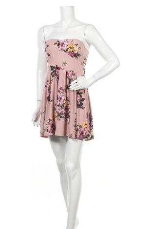 Φόρεμα No Boundaries, Μέγεθος M, Χρώμα Ρόζ , 92% πολυεστέρας, 8% ελαστάνη, Τιμή 14,62€