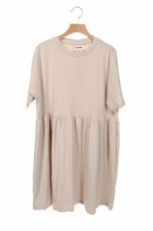 Φόρεμα Noisy May, Μέγεθος XS, Χρώμα  Μπέζ, 95% βαμβάκι, 5% ελαστάνη, Τιμή 24,90€