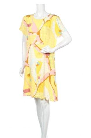 Φόρεμα Numph, Μέγεθος L, Χρώμα Πολύχρωμο, Βισκόζη, Τιμή 49,87€