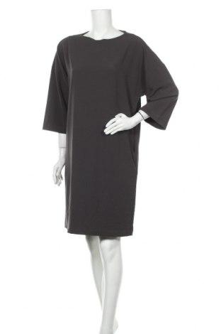Φόρεμα OAK + FORT, Μέγεθος S, Χρώμα Γκρί, 63% πολυεστέρας, 33% βισκόζη, 4% ελαστάνη, Τιμή 16,37€