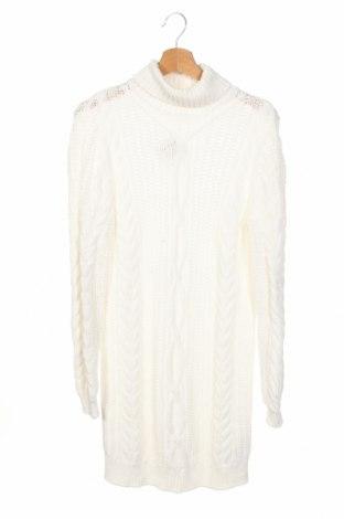 Рокля Object, Размер XS, Цвят Бял, 60% памук, 40% акрил, Цена 64,00лв.