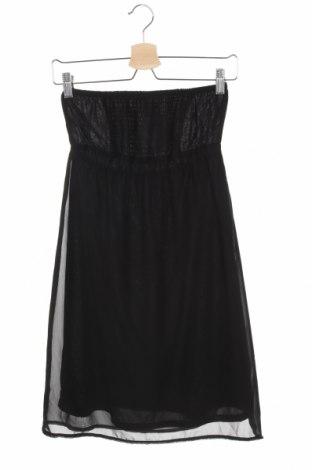 Φόρεμα Q/S by S.Oliver, Μέγεθος XXS, Χρώμα Μαύρο, Τιμή 15,79€