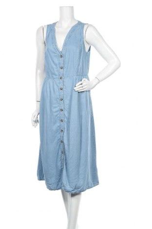 Φόρεμα Reitmans, Μέγεθος L, Χρώμα Μπλέ, 100% lyocell, Τιμή 33,77€