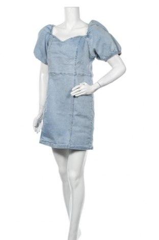Φόρεμα River Island, Μέγεθος L, Χρώμα Μπλέ, 98% βαμβάκι, 2% ελαστάνη, Τιμή 14,52€