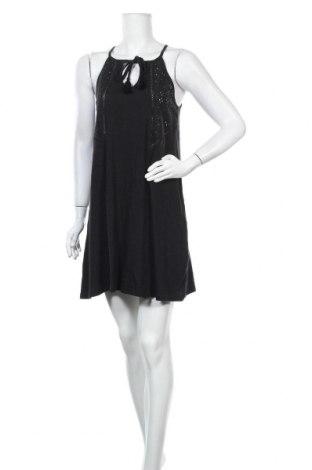Φόρεμα Roxy, Μέγεθος S, Χρώμα Μαύρο, Βαμβάκι, Τιμή 23,12€