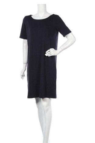 Φόρεμα S.Oliver, Μέγεθος M, Χρώμα Μπλέ, 68% βισκόζη, 27% πολυεστέρας, 5% ελαστάνη, Τιμή 8,66€