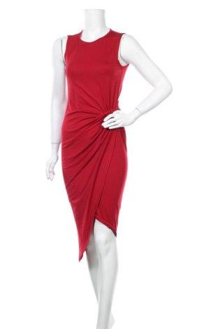 Рокля SHEIN, Размер S, Цвят Червен, Цена 16,38лв.