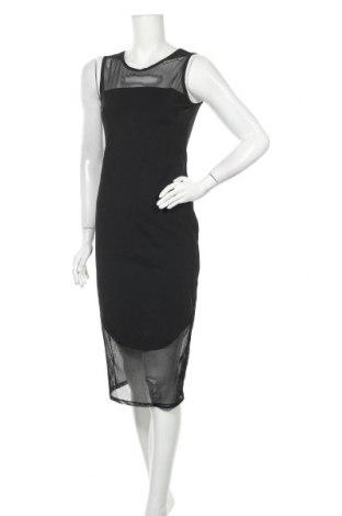 Φόρεμα See You Monday, Μέγεθος M, Χρώμα Μαύρο, 85% πολυεστέρας, 15% πολυαμίδη, Τιμή 17,28€