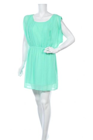 Рокля Silvian Heach, Размер M, Цвят Зелен, Полиестер, Цена 46,41лв.