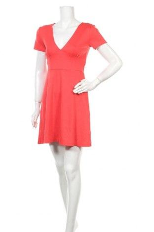 Φόρεμα Sinsay, Μέγεθος M, Χρώμα Κόκκινο, 73% πολυεστέρας, 23% βισκόζη, 4% ελαστάνη, Τιμή 15,20€