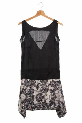 Φόρεμα Sisley, Μέγεθος XS, Χρώμα Μαύρο, Πολυεστέρας, Τιμή 15,59€