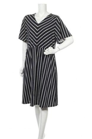 Φόρεμα Tchibo, Μέγεθος L, Χρώμα Μπλέ, 95% πολυεστέρας, 5% ελαστάνη, Τιμή 7,89€