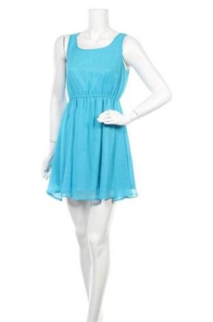 Φόρεμα Terranova, Μέγεθος M, Χρώμα Μπλέ, Πολυεστέρας, Τιμή 16,89€
