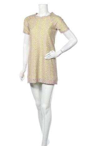 Φόρεμα Tezenis, Μέγεθος S, Χρώμα  Μπέζ, Πολυεστέρας, Τιμή 16,89€
