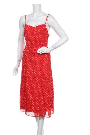 Φόρεμα Wallis, Μέγεθος L, Χρώμα Κόκκινο, 100% πολυεστέρας, Τιμή 16,89€