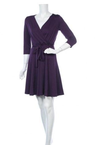 Φόρεμα Wallis, Μέγεθος M, Χρώμα Βιολετί, 97% πολυεστέρας, 3% ελαστάνη, Τιμή 14,36€