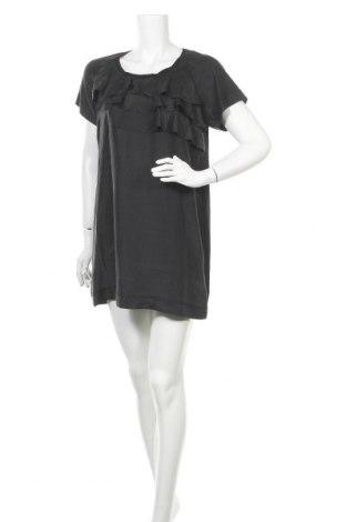 Φόρεμα Weekend Max Mara, Μέγεθος L, Χρώμα Μαύρο, Βαμβάκι, ελαστάνη, μετάξι, Τιμή 106,52€