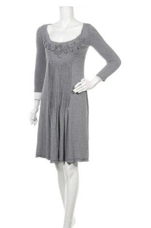 Φόρεμα Weekend Max Mara, Μέγεθος S, Χρώμα Γκρί, 52% βισκόζη, 22% πολυαμίδη, 18% μαλλί, 8% ελαστάνη, Τιμή 43,58€
