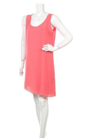 Φόρεμα Woman By Tchibo, Μέγεθος XL, Χρώμα Ρόζ , Πολυεστέρας, βισκόζη, ελαστάνη, Τιμή 12,67€