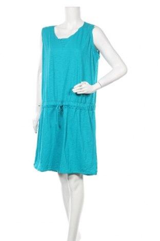Φόρεμα Woman By Tchibo, Μέγεθος XL, Χρώμα Μπλέ, Βαμβάκι, Τιμή 14,94€