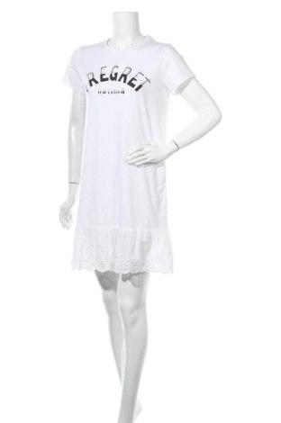 Φόρεμα Tu, Μέγεθος M, Χρώμα Λευκό, 65% βαμβάκι, 30% πολυεστέρας, 5% ελαστάνη, Τιμή 11,59€