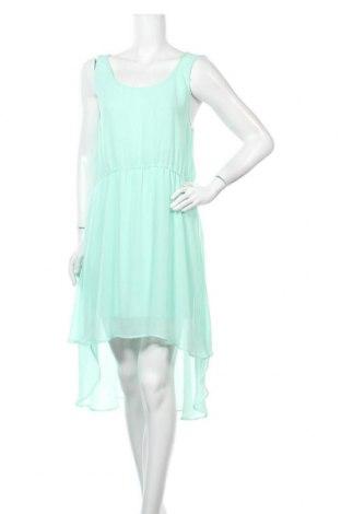 Φόρεμα Yes Or No, Μέγεθος L, Χρώμα Πράσινο, Πολυεστέρας, Τιμή 18,84€