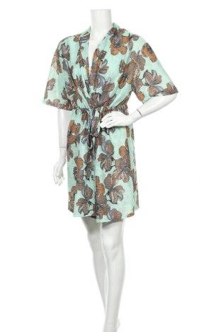 Φόρεμα Zara, Μέγεθος L, Χρώμα Πολύχρωμο, 99% πολυεστέρας, 1% ελαστάνη, Τιμή 27,05€
