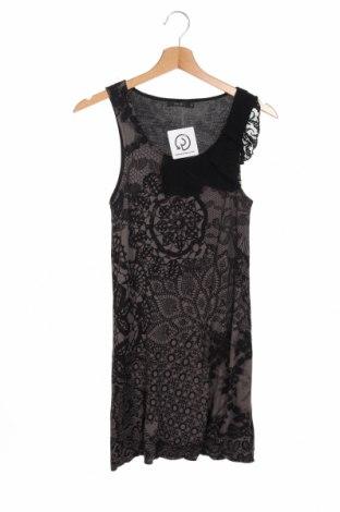 Φόρεμα Zero, Μέγεθος XS, Χρώμα Γκρί, Βισκόζη, Τιμή 13,58€