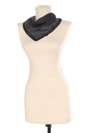 Шал Dolce & Gabbana, Цвят Черен, 100% коприна, Цена 196,37лв.