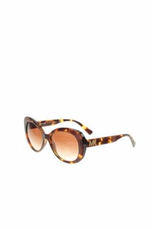 Слънчеви очила Michael Kors, Цвят Черен, Цена 182,07лв.