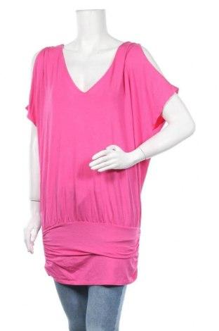 Τουνίκ Boston Proper, Μέγεθος M, Χρώμα Ρόζ , 95% βισκόζη, 5% ελαστάνη, Τιμή 12,70€
