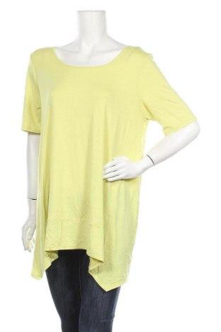Τουνίκ J.Jill, Μέγεθος L, Χρώμα Κίτρινο, 95% βισκόζη, 5% ελαστάνη, Τιμή 9,87€