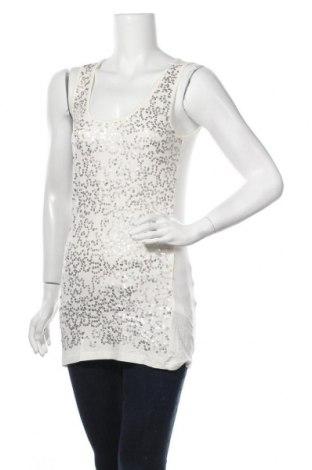 Τουνίκ Laura Scott, Μέγεθος M, Χρώμα Λευκό, 95% βισκόζη, 5% ελαστάνη, Τιμή 11,69€