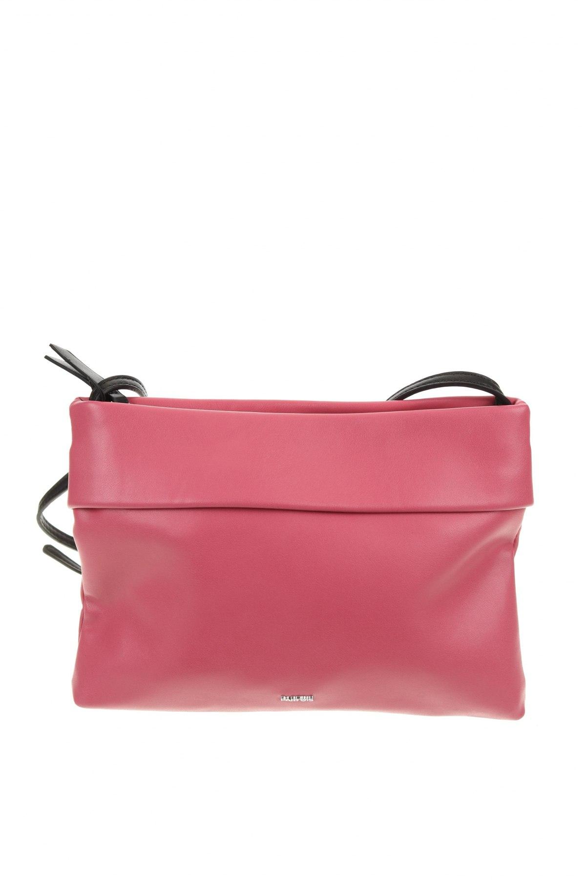 Γυναικεία τσάντα Parfois, Χρώμα Ρόζ , Δερματίνη, Τιμή 10,86€