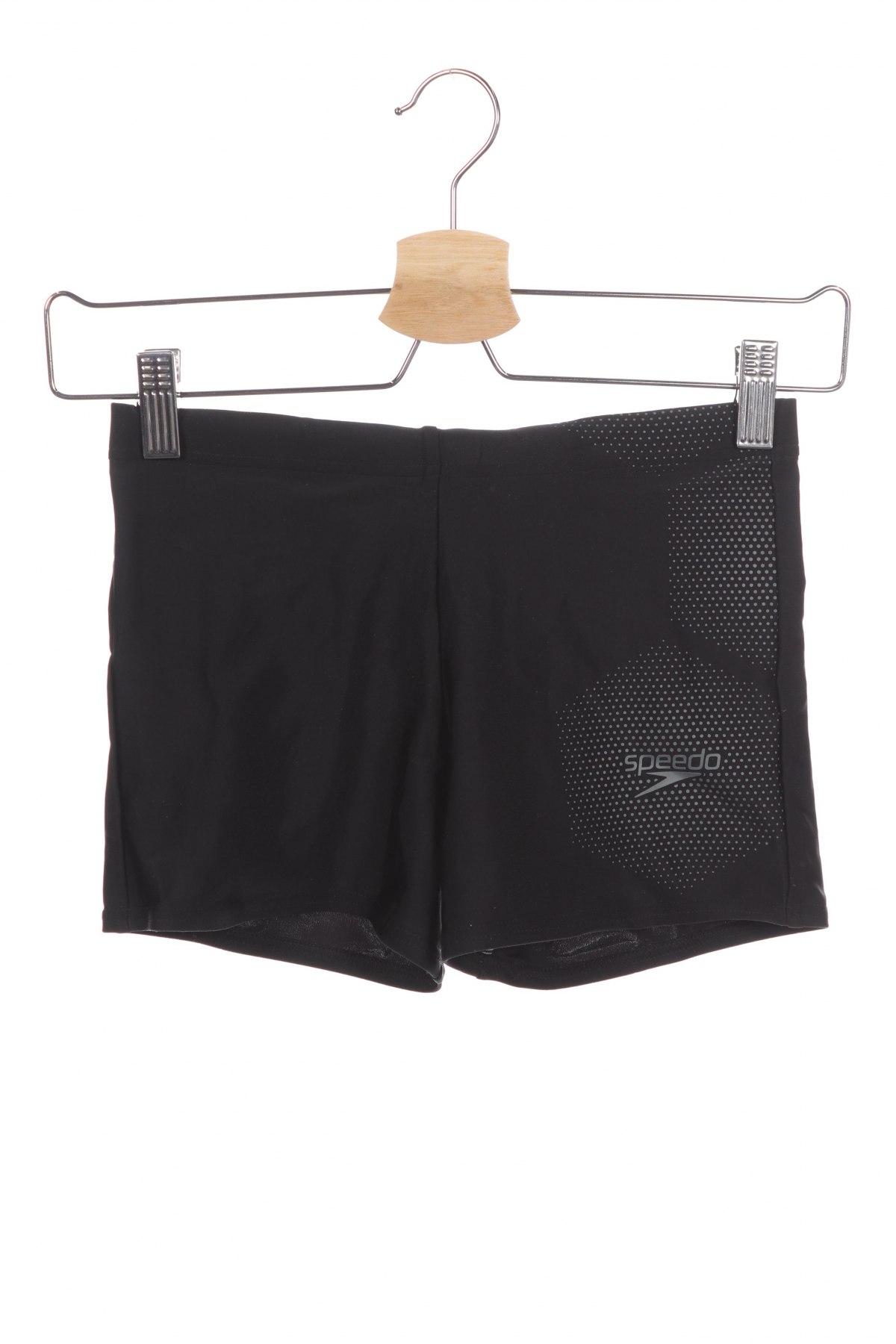 Мъжки бански Speedo, Размер XS, Цвят Черен, 80% полиамид, 20% еластан, Цена 36,75лв.