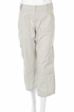 Дамски панталон Esprit, Размер M, Цвят Бежов, 100% памук, Цена 6,97лв.