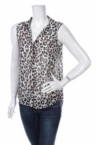 Γυναικείο πουκάμισο H&M, Μέγεθος XS, Χρώμα Πολύχρωμο, 100% πολυεστέρας, Τιμή 10,52€