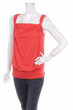 Дамски потник Max Studio, Размер S, Цвят Оранжев, 92% вискоза, 8% еластан, Цена 6,50лв.