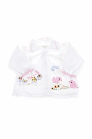 Pulover cu nasturi pentru copii