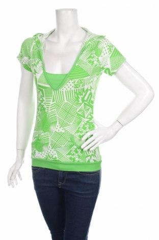 Bluză de femei, Mărime S, Culoare Verde, Preț 11,57 Lei
