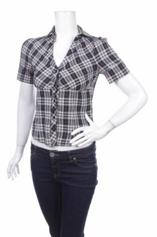 Дамска риза, Размер S, Цвят Черен, Цена 5,50лв.