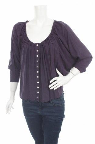 Γυναικείο πουκάμισο Cecico, Μέγεθος S, Χρώμα Μπλέ, Τιμή 15,98€