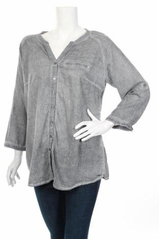 Γυναικείο πουκάμισο Cecil, Μέγεθος L, Χρώμα Γκρί, Τιμή 13,89€