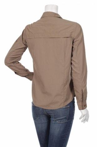 Γυναικείο πουκάμισο Kilimanjaro, Μέγεθος M, Χρώμα Καφέ, 100% πολυαμίδη, Τιμή 24,12€