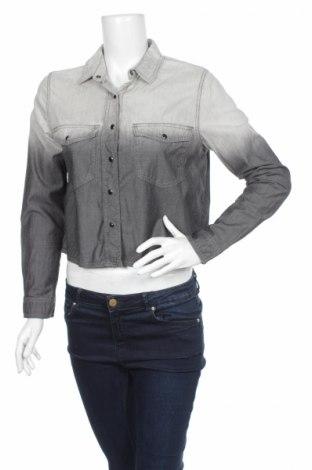 Γυναικείο πουκάμισο Kookai, Μέγεθος M, Χρώμα Γκρί, Τιμή 14,23€